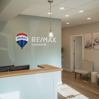 REMAX Camosun, Peninsula Sidney BC, Real Estate Office