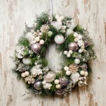 Home for the Holidays, wreath, open house