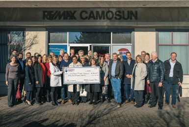 RE/MAX Camosun, Children's Miracle Network Hospital, 2018
