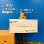 RE/MAX Camosun Donation, BC Children's Hospital